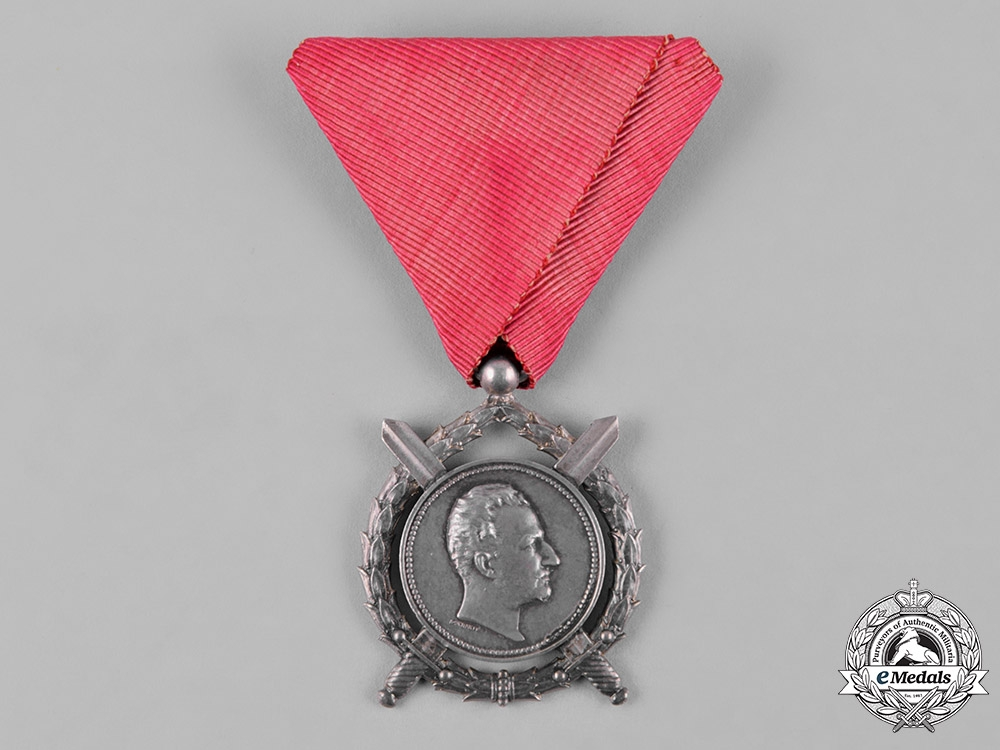 eMedals-Bulgaria, Kingdom. An Order of Merit, II Class, c.1914