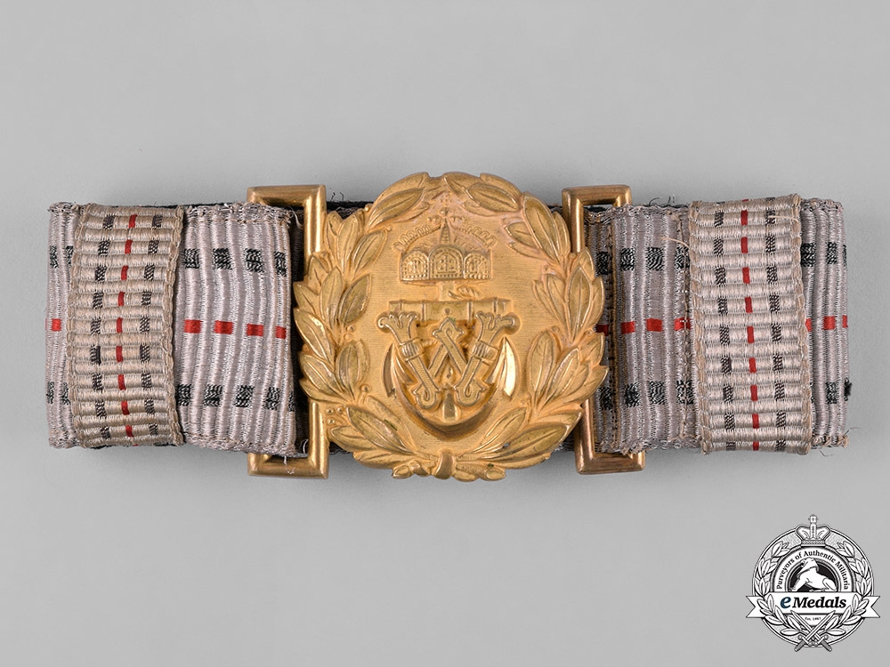 eMedals-Germany, Imperial. A Officer's Brocade Parade Belt
