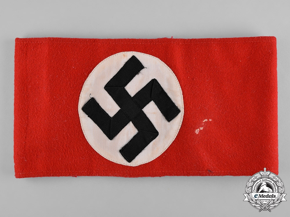 eMedals-Germany, NSDAP. A Member's Armband