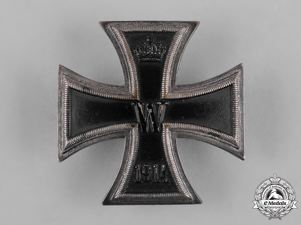 eMedals-Germany, Imperial. A 1914 Iron Cross I Class