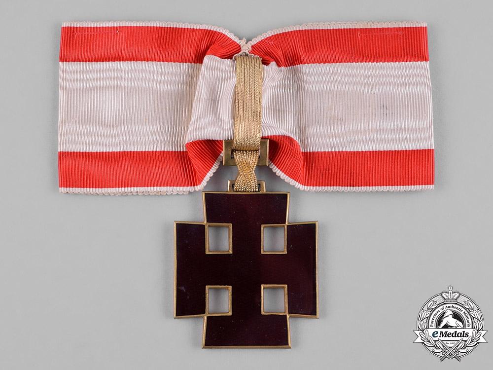 eMedals-Austria, I Republic. A Merit Order, Commander Cross, c.1934