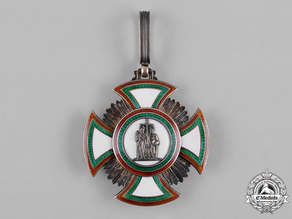 eMedals-Bulgaria, Kingdom. A Religious Order of Saints Cyril & Methodius, Commander, c.1930