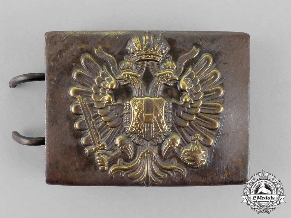 eMedals-Russia, Imperial. An Infantry Regiment Belt Buckle, c.1915