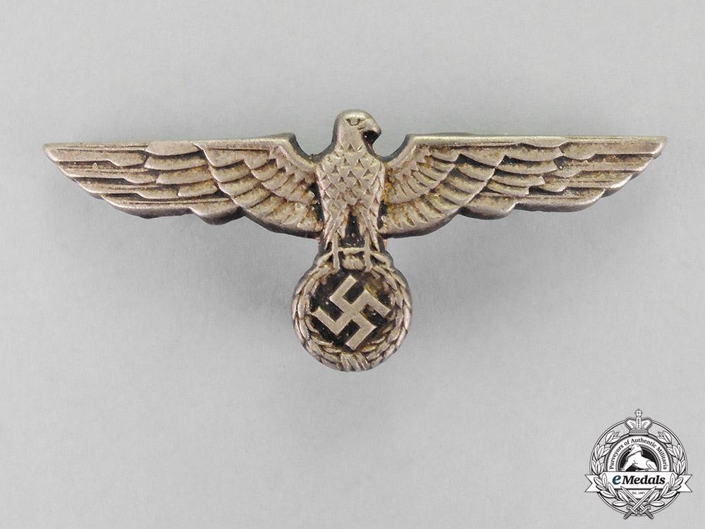 eMedals-Germany. A Kriegsmarine Cap Eagle