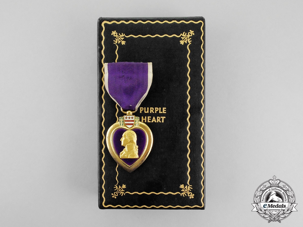 eMedals-United States. A Pacific Theater Purple Heart to Private First Class John Frank Mostowski, Battle of Saipan