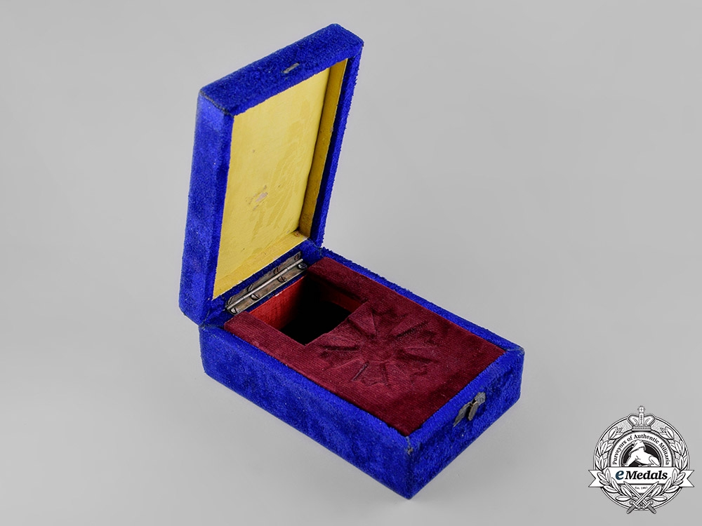 eMedals-Korea, Imperial. An Order of the Eight Trigrams, Commander's Case