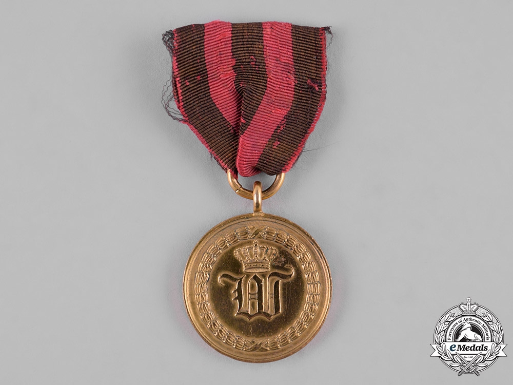 eMedals-Württemberg, Kingdom. A War Commemorative Medal for the Campaigns of 1793-1815