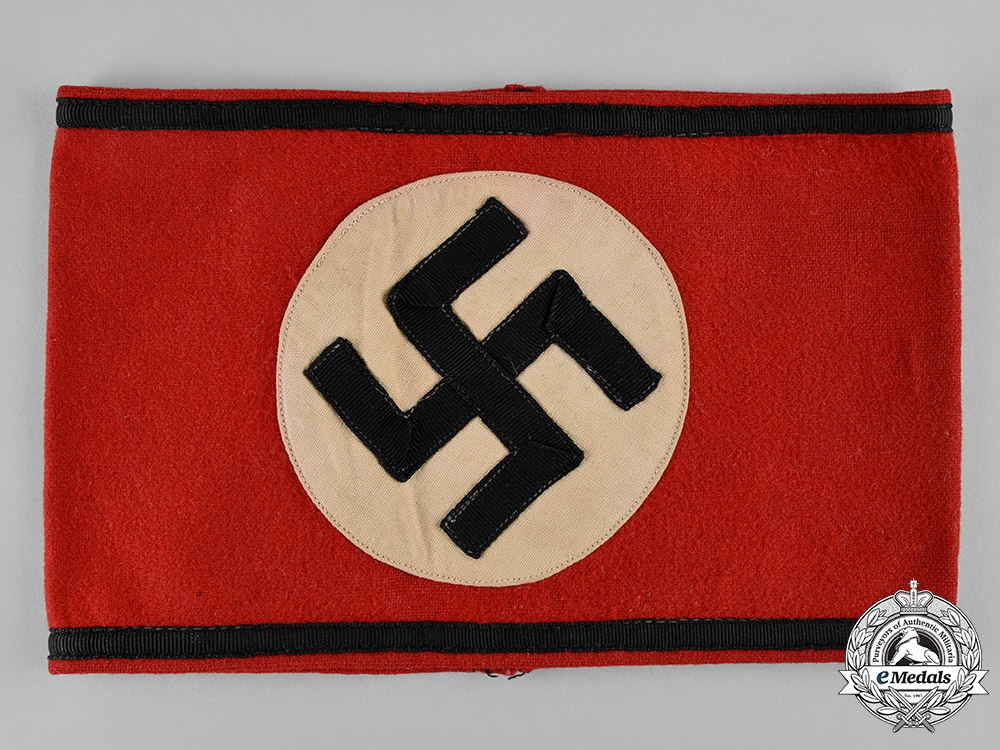 eMedals-Germany, SS. A SS Armband