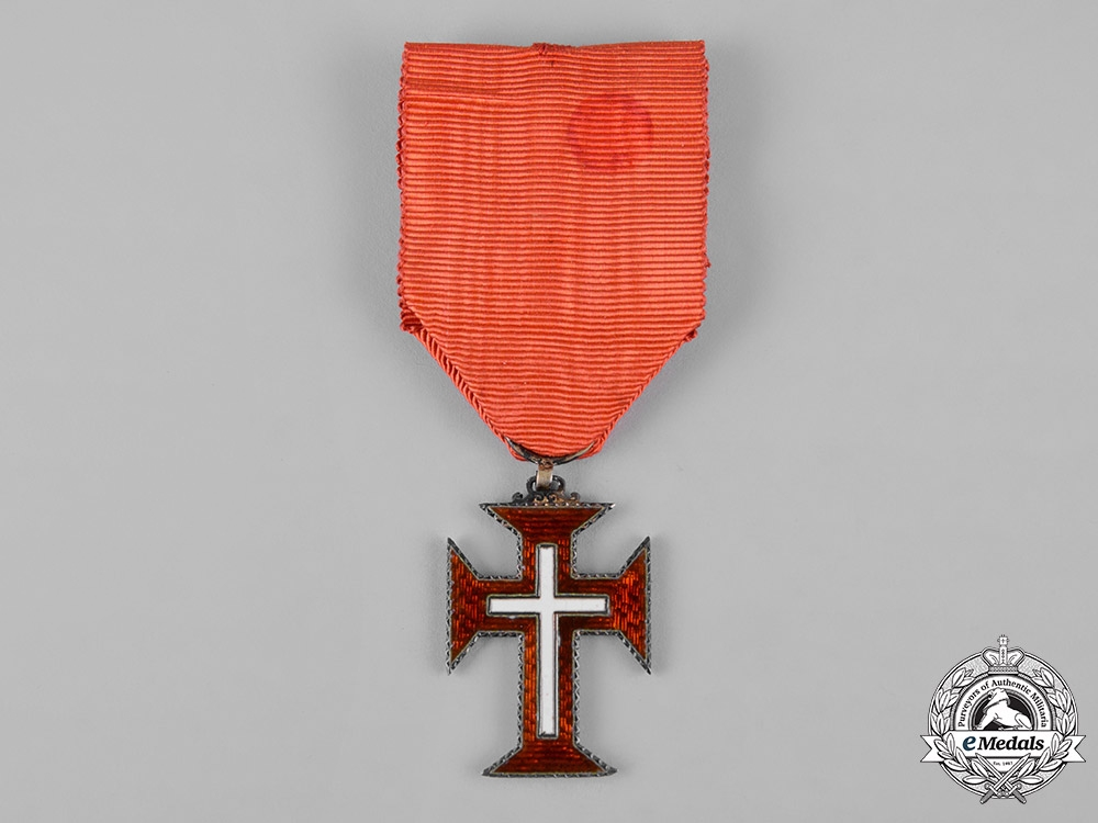 eMedals-Portugal, Republic. A Military Order of Christ, V Class Knight,c.1900