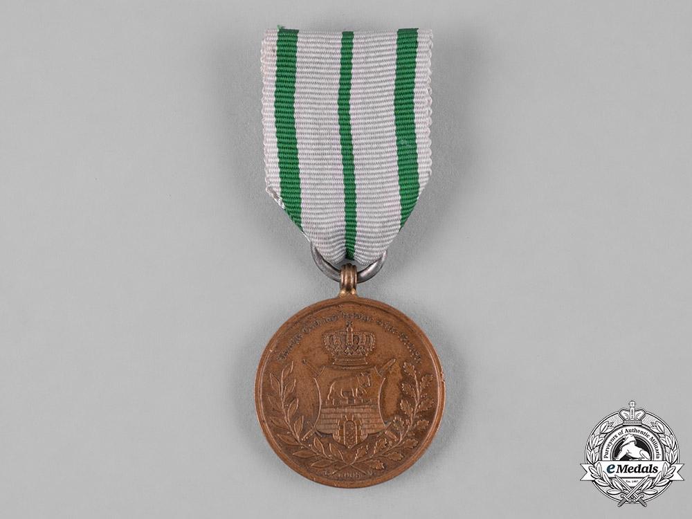 eMedals-Anhalt, Duchy. An Alexander Carl Medal