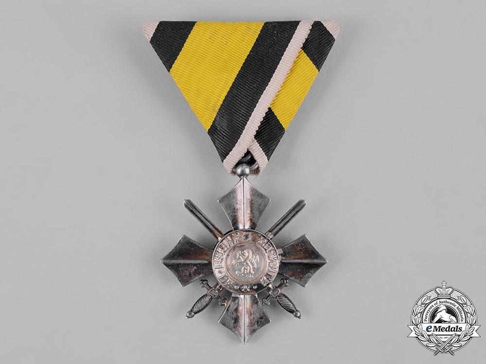 eMedals-Bulgaria, Kingdom. An Order of Military Merit, V Class Cavalier Cross, c.1940