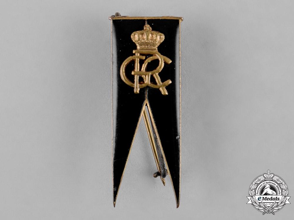 eMedals-Romania, Kingdom. An Officer's Regimental Badge