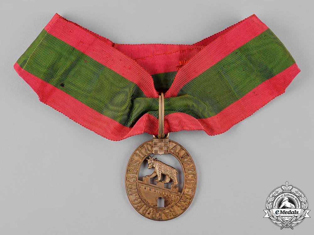 eMedals-Anhalt, Duchy. A House Order of Albert the Bear, Commander Cross, c.1900