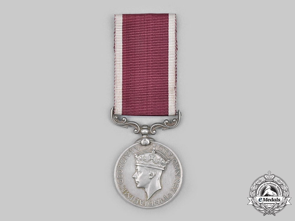 eMedals-United Kingdom. An Indian Army Long Service and Good Conduct Medal (Indian Personnel Version),