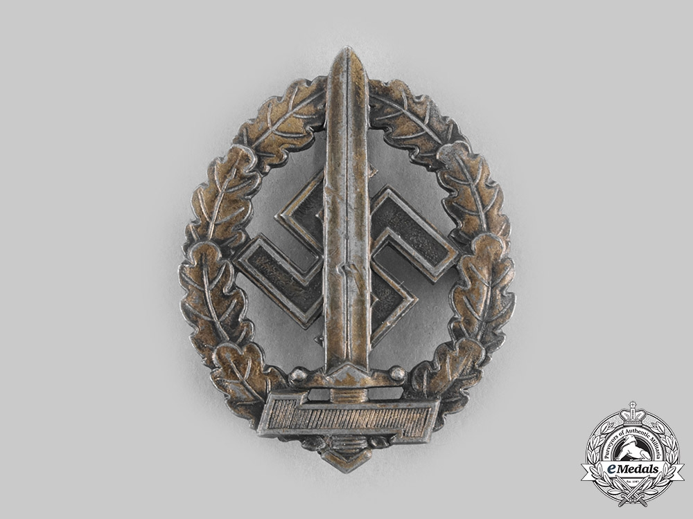 eMedals-Germany, SA. A SA Sports Badge for War Wounded, by Werner Redo