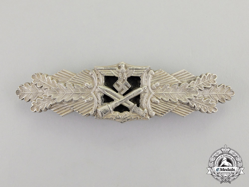 eMedals-Germany. A Silver Grade Combat Clasp by Josef Feix & Söhne