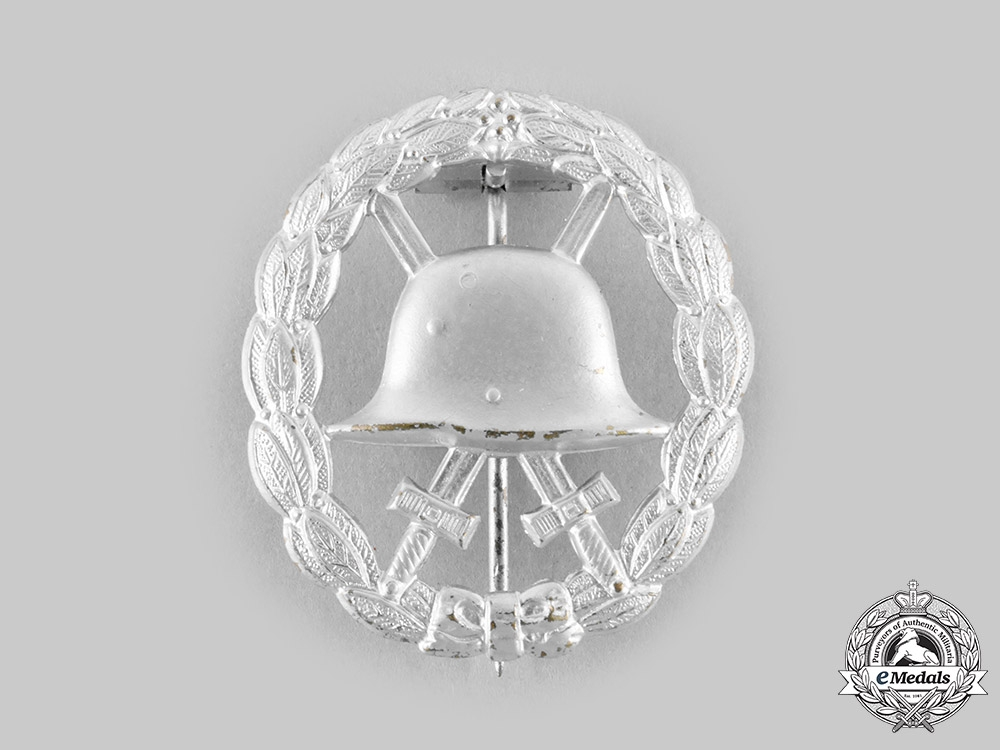 eMedals-Germany, Imperial. A Wound Badge, Silver Grade