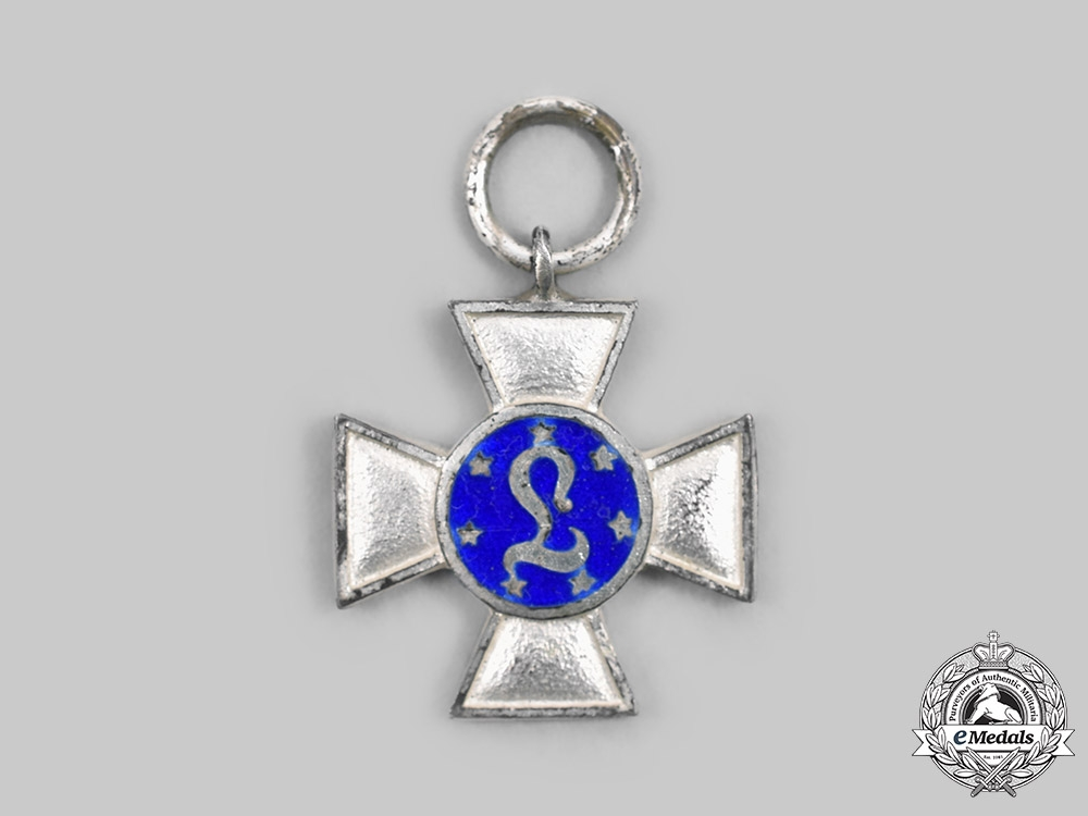 eMedals-Prussia, Kingdom. An Order of Louise, Miniature, c. 1910