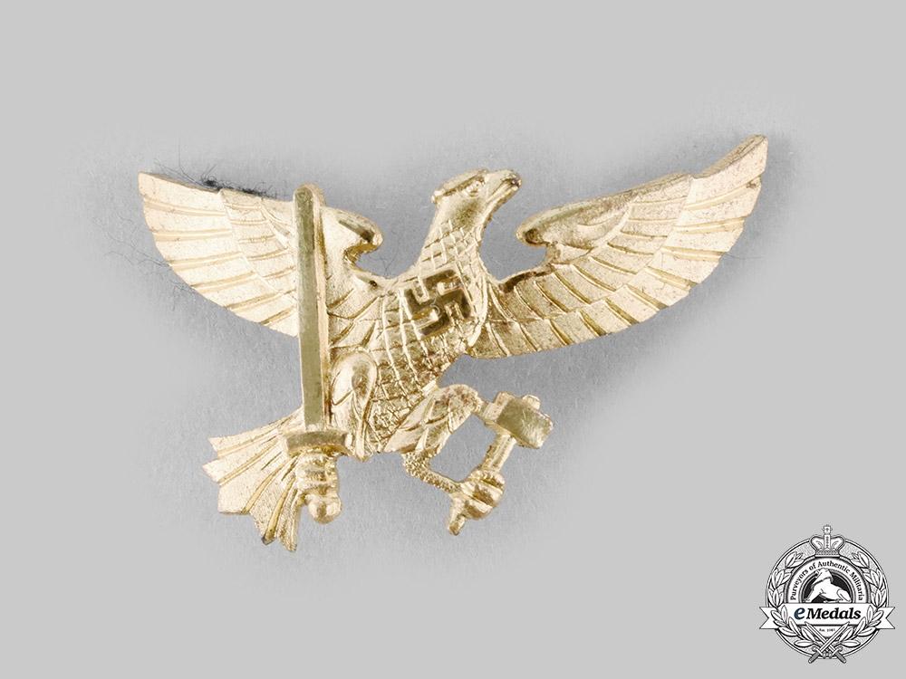 eMedals-Germany, HJ. A Trumpet Eagle