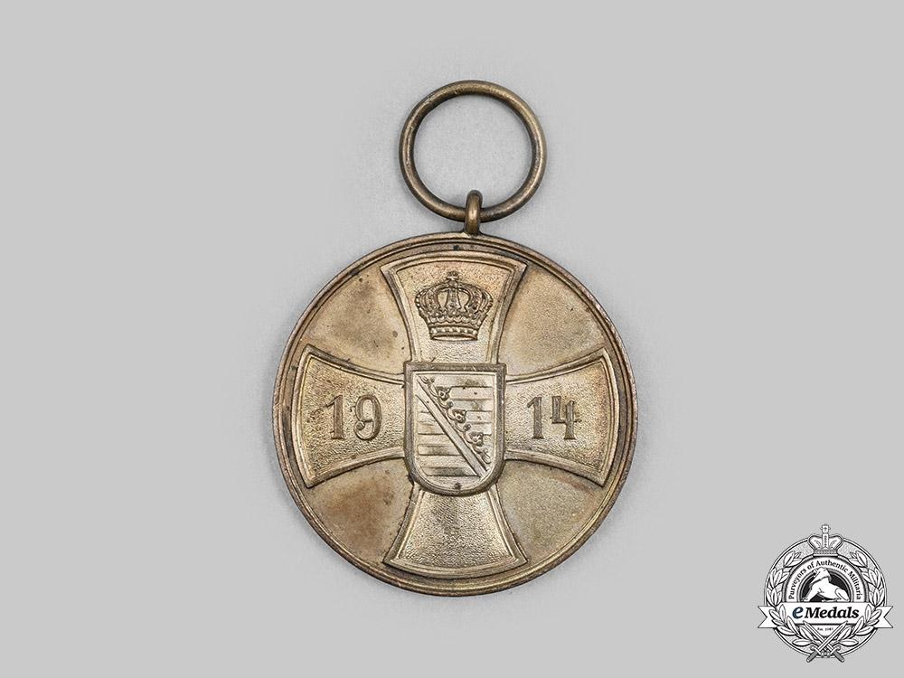 eMedals-Saxe-Altenburg, Duchy. A Bravery Medal