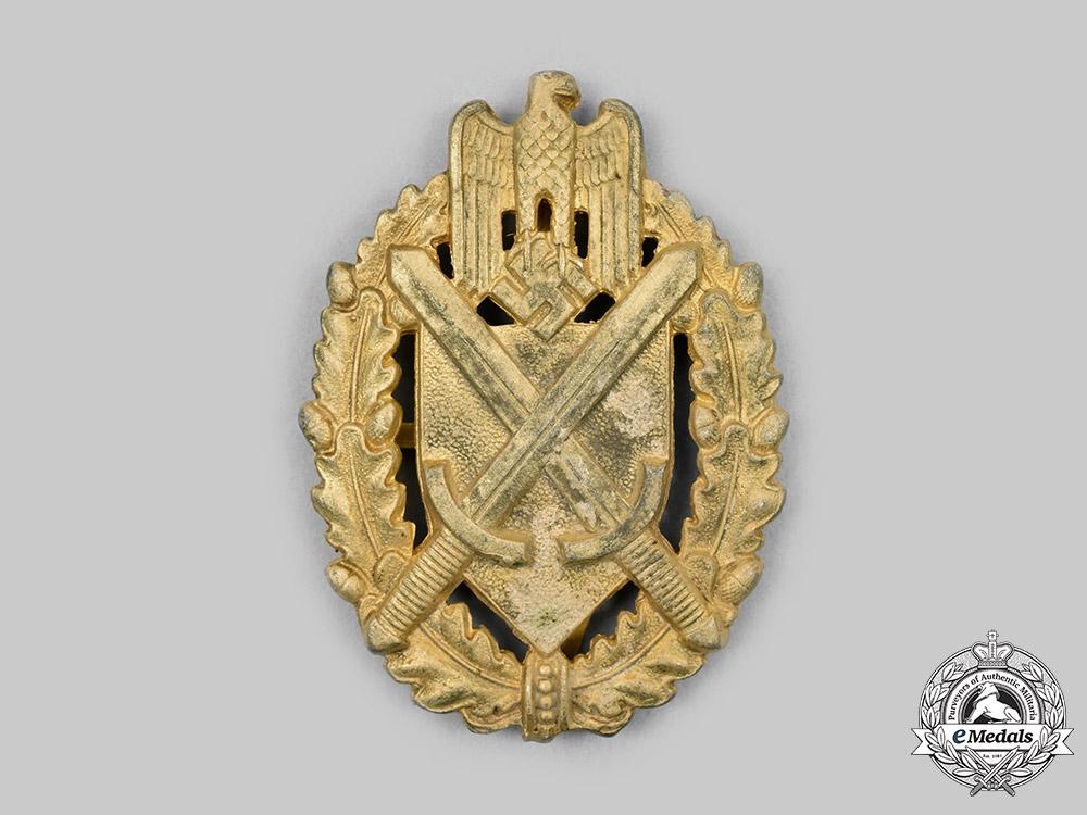 eMedals-Germany, Heer. A Heer Marksmanship Lanyard Insignia, Grade 9