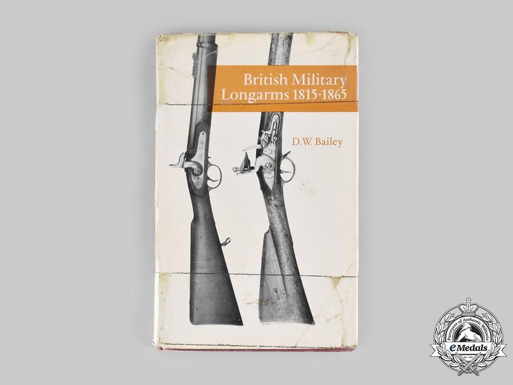 eMedals-United Kingdom. British Military Longarms: 1815-1865