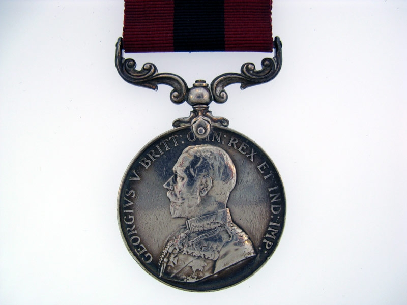eMedals-Distinguished Conduct Medal (George V.R.) awarded