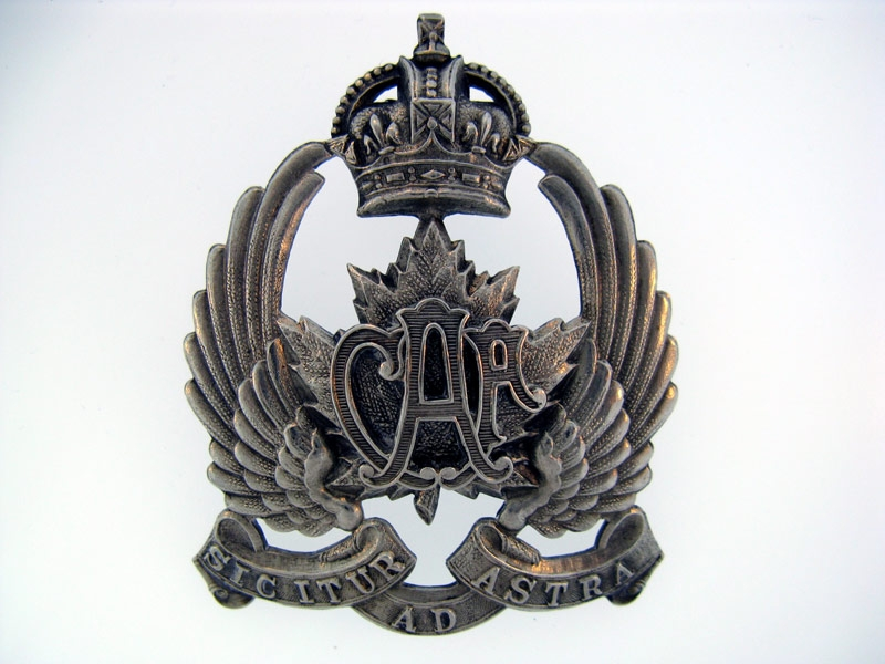 eMedals-Canadian Air Force Cap Badge 1920-24