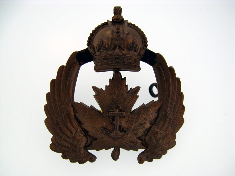 eMedals-Canadian Naval Air Service Cap Badge