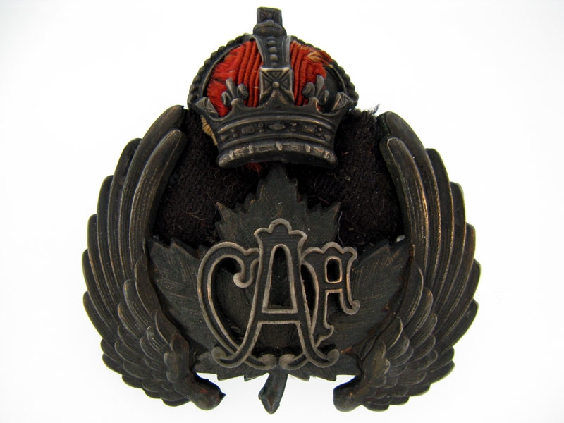 eMedals-Canadian Air Force 1918-1924,