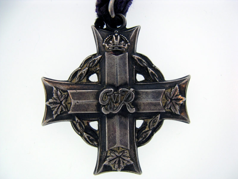 eMedals-Canadian Memorial Cross,