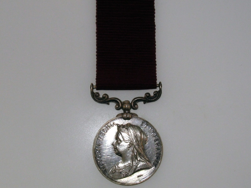 "eMedals-Meritorious Service Medal, ""Canada"" Reverse"
