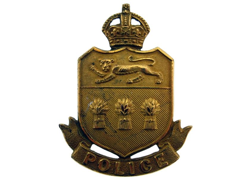 eMedals-Saskatchewan Provincial Police