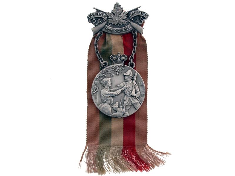 eMedals-Brave Boys Boer War Comm. Medal.