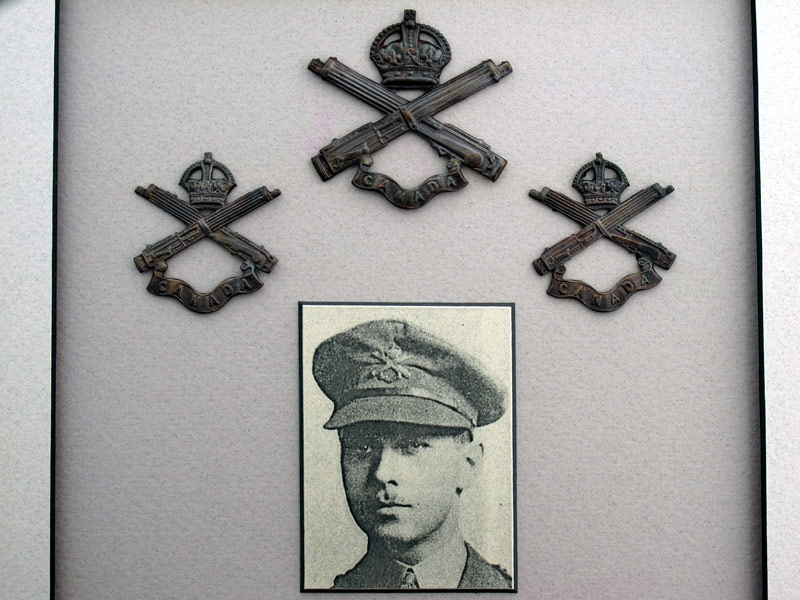 eMedals-WWI Canadian Machine Gun Corps Group