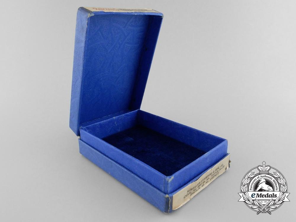 eMedals-A Spanish War Service Medal Carton