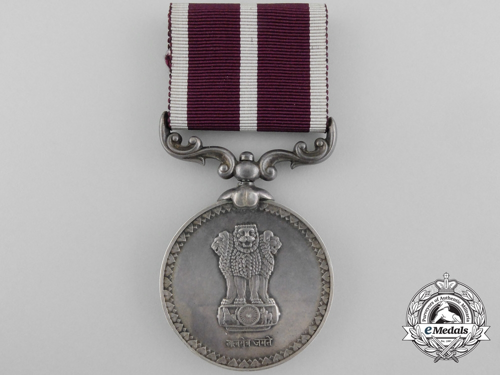 eMedals-An Indian Army Meritorious Service Medal