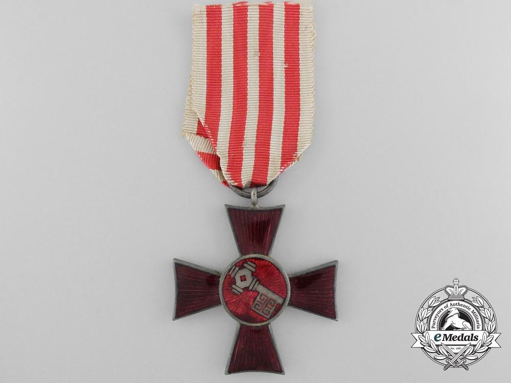eMedals-A 1914 Bremen Hanseaten Cross