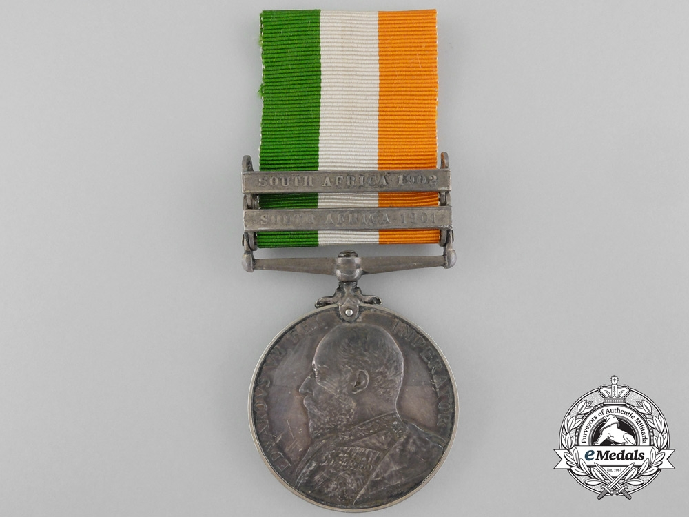 eMedals-United Kingdom. A King's South Africa Medal, Scots Guards