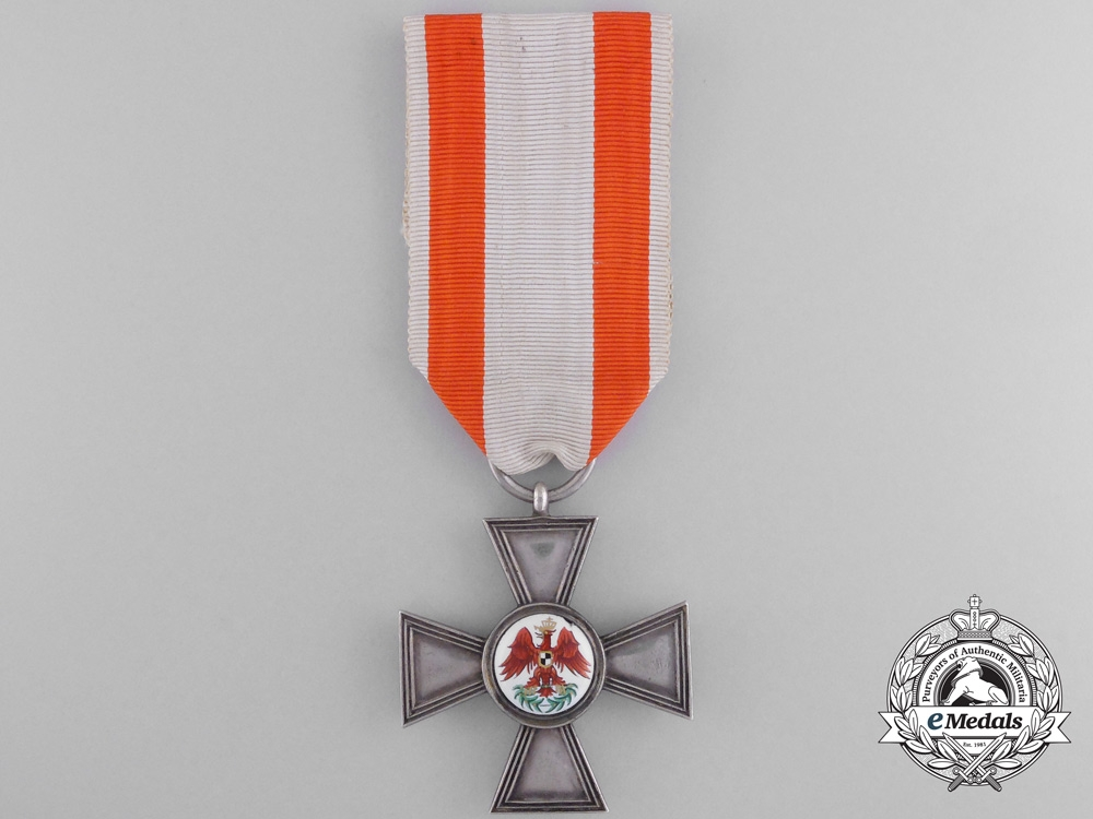 eMedals- An 1871-75 Prussian Order of the Red Eagle
