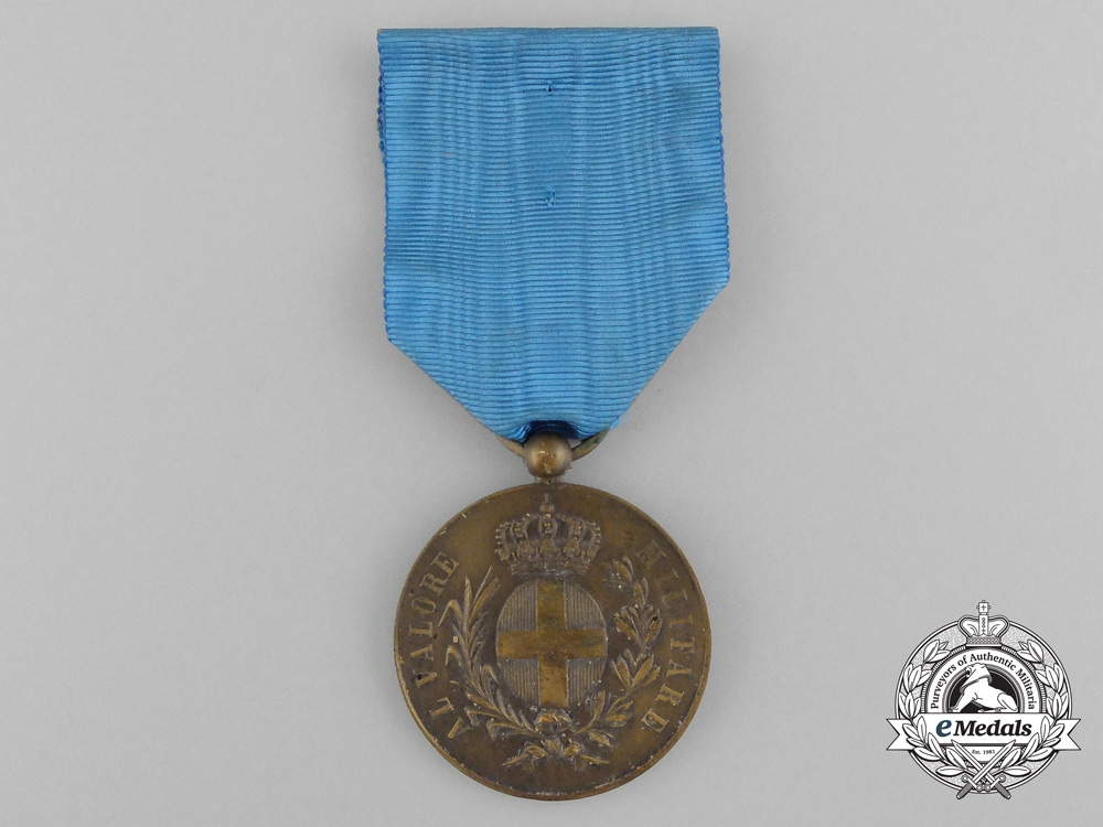 eMedals-An Medal for Military Valour; Bronze Grade