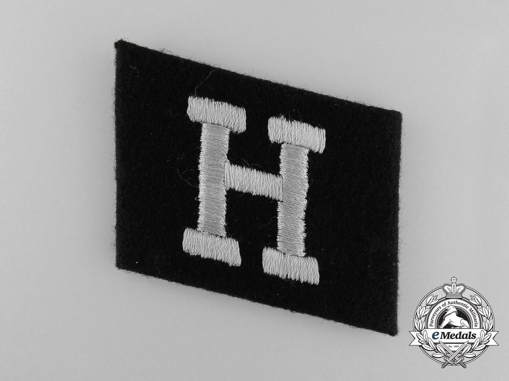 eMedals-A 25th Waffen-SS Grenadier Division Der SS Hunyadi Tab