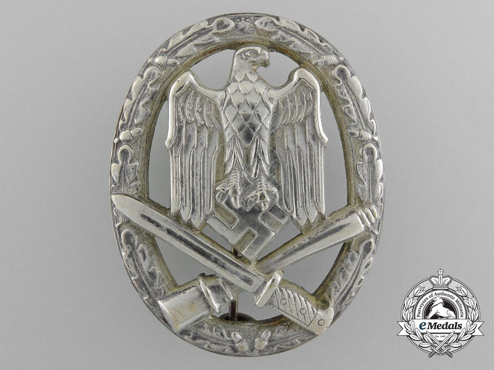An Early Army General Assault Badge