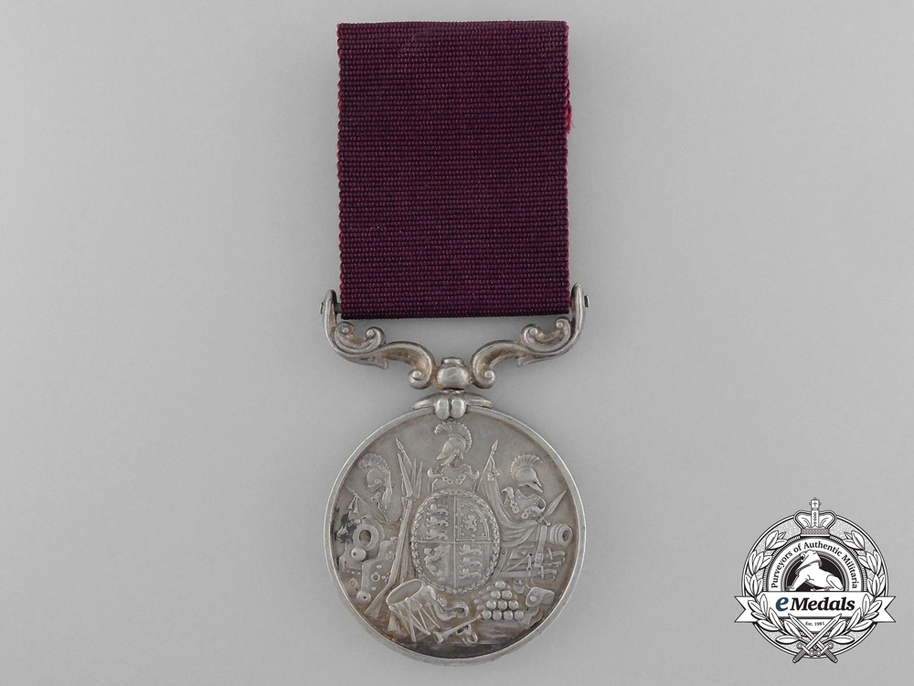 eMedals-An Army Long Service and Good Conduct Medal to the 68th Regiment
