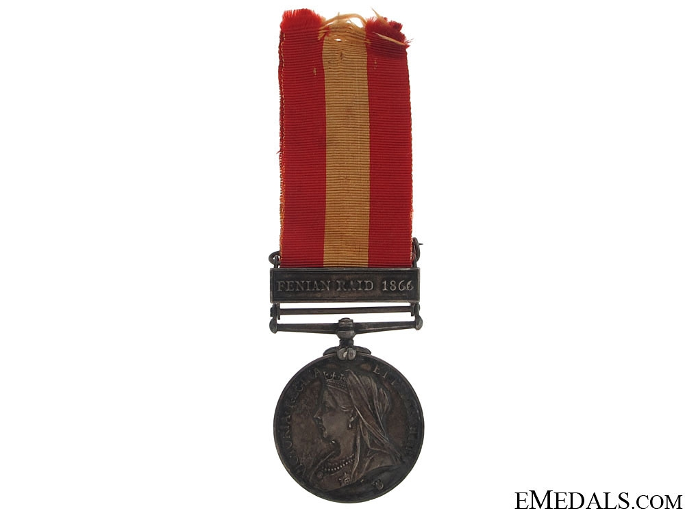 eMedals-Canada General Service Medal - Fort Erie