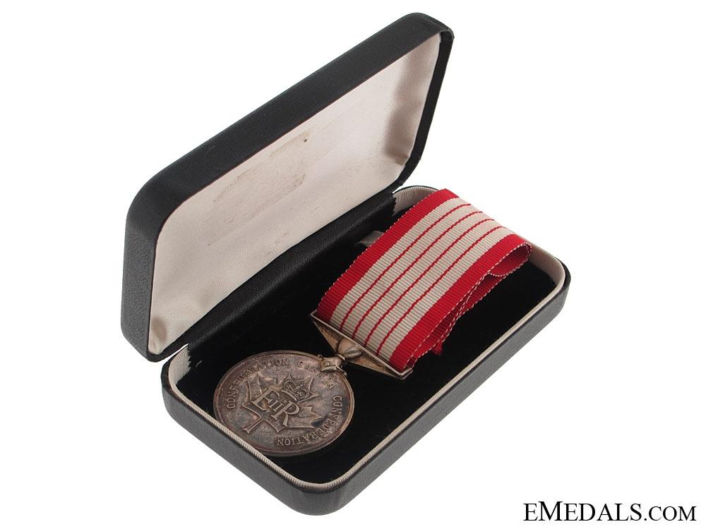 eMedals-Canadian Centennial Medal, 1967