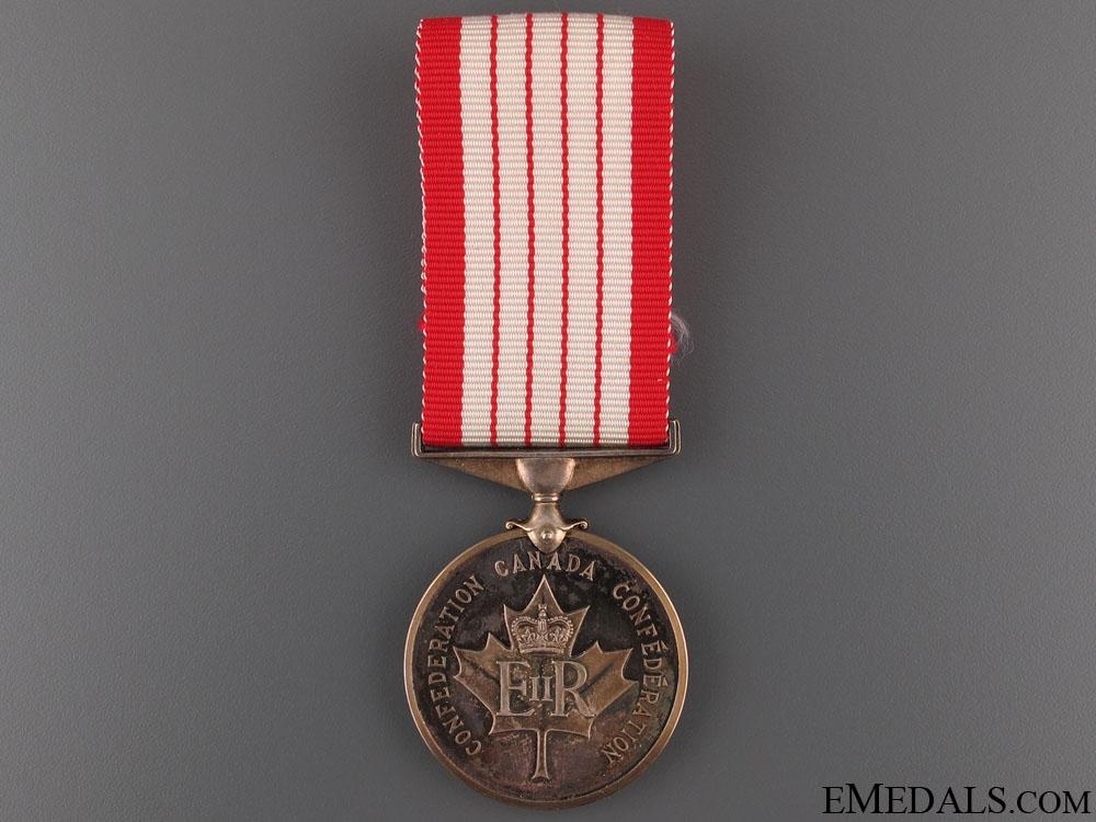 eMedals-Canadian Centennial Medal