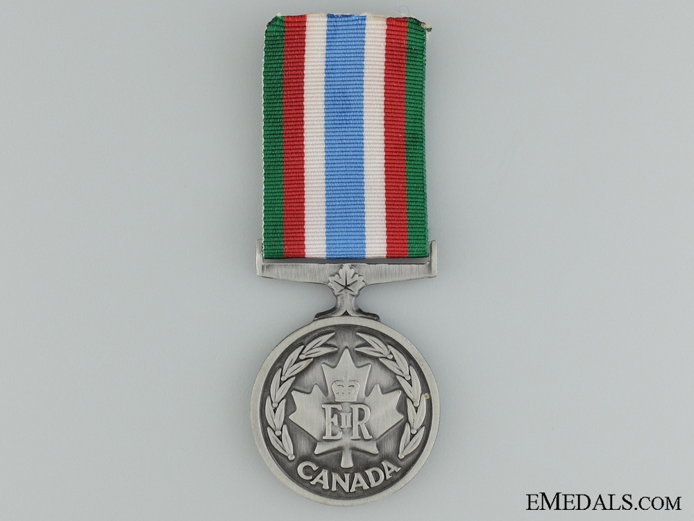 eMedals-Canadian Peacekeeping Service Medal