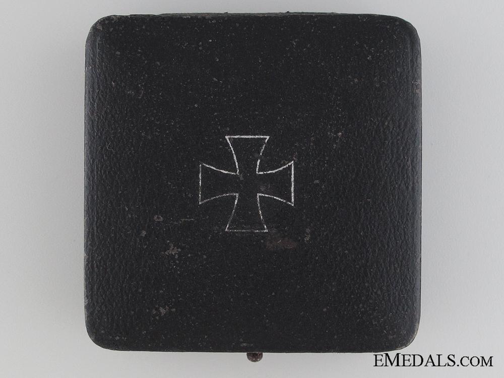 eMedals-Case for Iron Cross 1st Class 1939