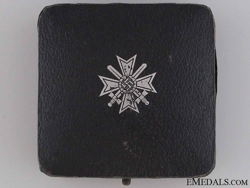 eMedals-Case for War Merit Cross 1st Class